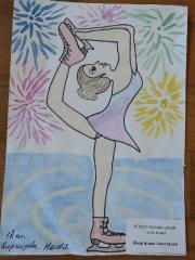 Конкурс рисунков «Спорт –глазами детей»