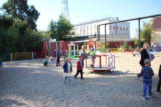 Открытие Площади перед РДК
